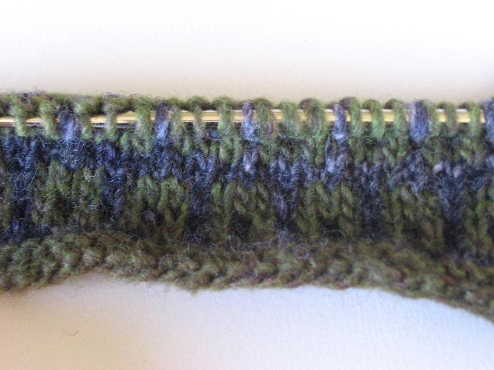 Mosaic Knitting Stitches Patterns : butterfly mosaic slip stitch knitting pattern MEMES