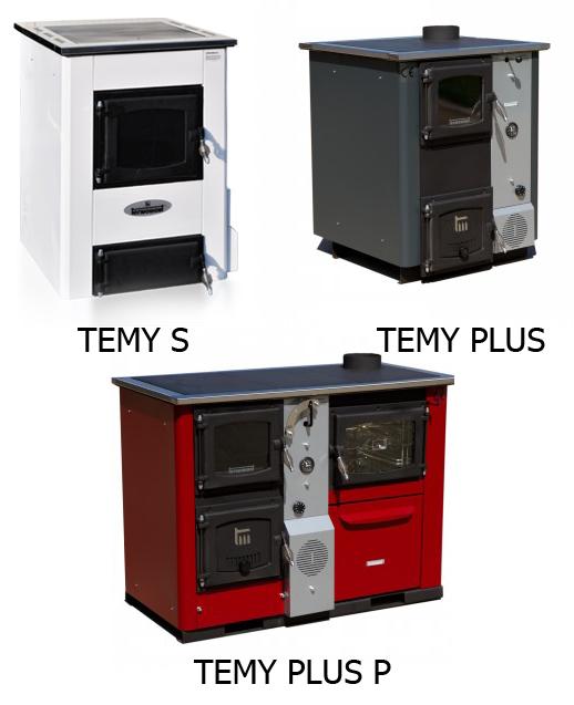 Etažni kotlovi štednjaci TEMY