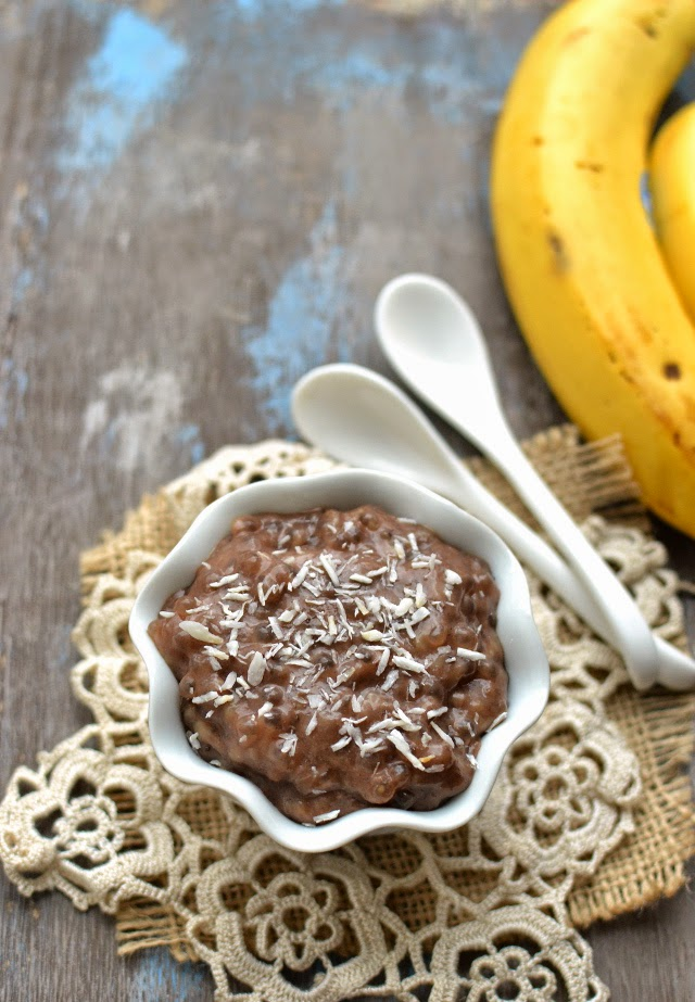 Suafa'i -- Samaon Banana Tapioca pudding