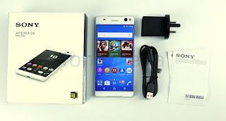 Harga dan Spesifikasi Sony Xperia C5 Ultra Dual