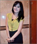 profil foto biodata maria yola indonesian idol 2012