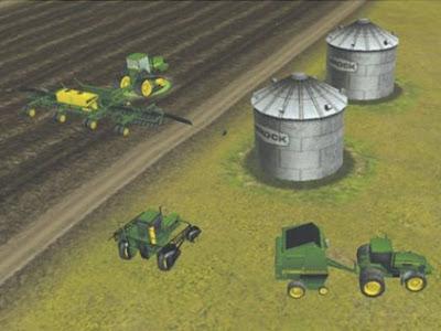 Malvorlagen Traktor - Ausmalbilder Landmaschinen