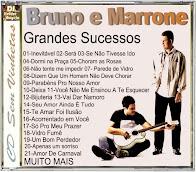 CD Bruno e Marrone Grandes Sucessos (2015) Faixas Renomeadas e Sem Vinhetas BY DJ Helder Angelo