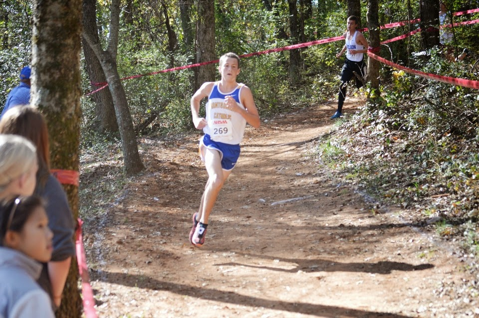 Tyynismaa Makes History in Leading Montgomery Catholic to Top State Finish 3