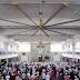 Masjid pasang kipas gergasi