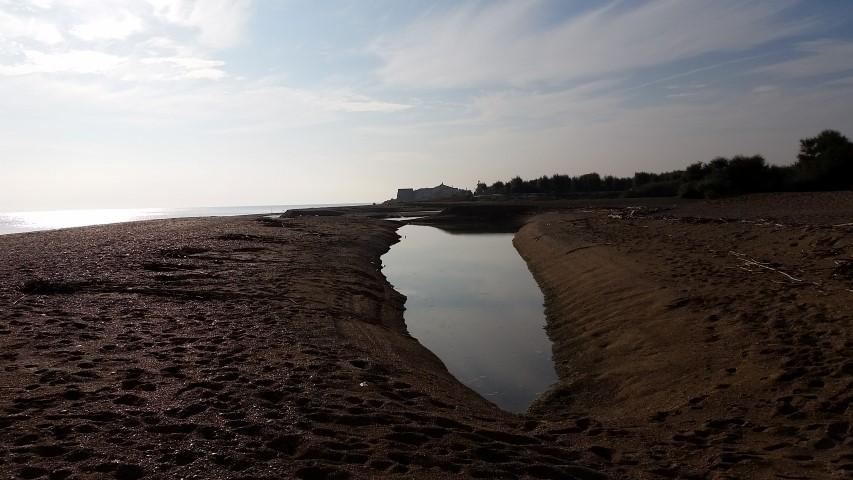Foce del fiume Musone