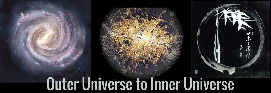outer universe to inner universe