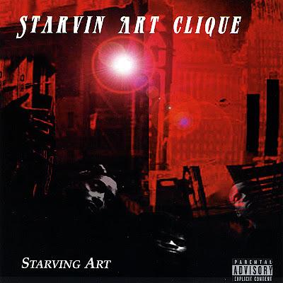 Starvin Art Clique – Starving Art (CD) (1998) (FLAC + 320 kbps)