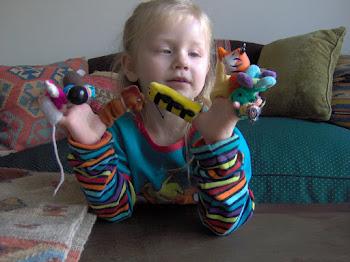 Taller Rodante  ( 3 a 5 años).Año 2012