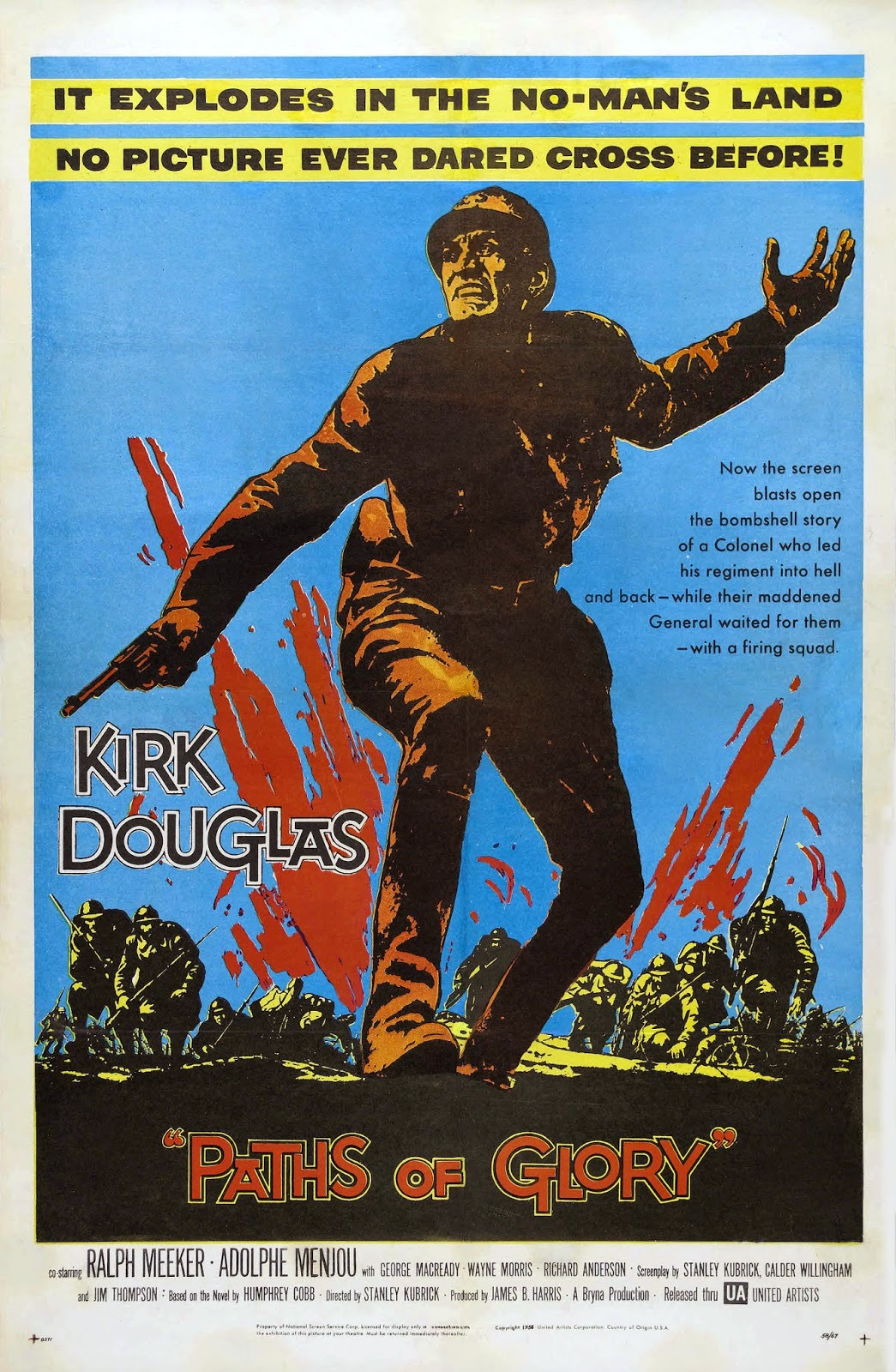 Paths of Glory (Stanley Kubrick,1957) BrRip 720p