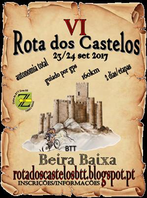 ROTA DOS CASTELOS 2017
