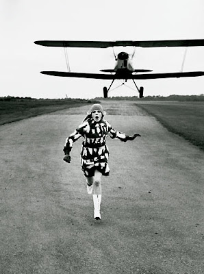 Helmut Newton -  British Vogue, Londres, 1967.