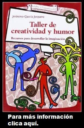 LIBRO: TALLER DE CREATIVIDAD Y HUMOR