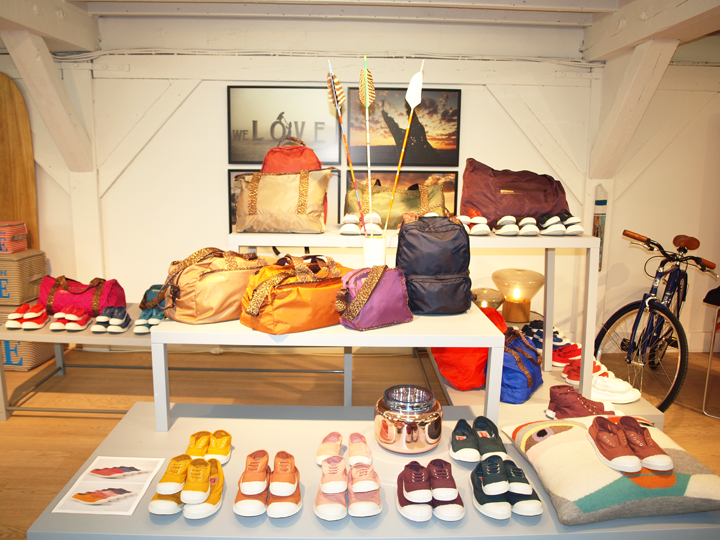Bensimon sacs et chaussures