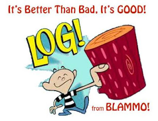 Ren and Stimpy It's Log:  It's better than bad, it's good