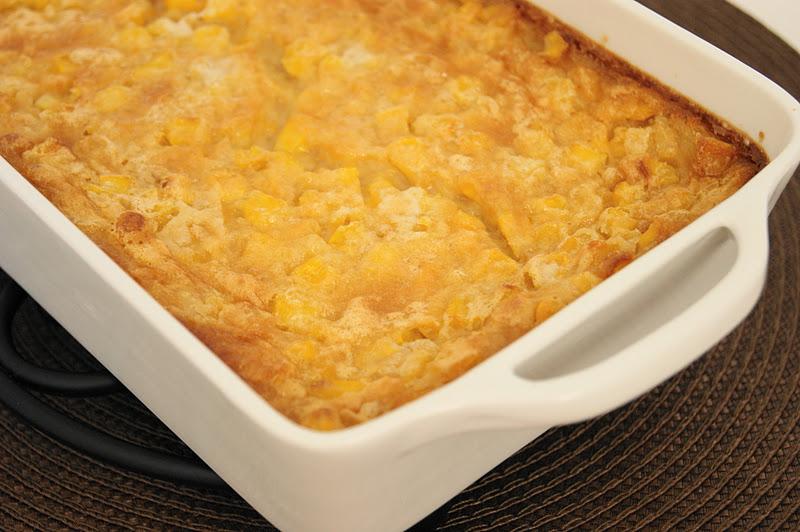Corn Pudding from Hilda Crockett's Chesapeake House