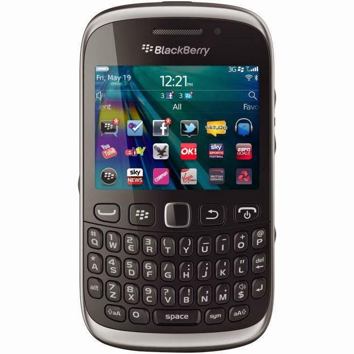 Harga dan Spesifikasi Blackberry Armstrong 9320