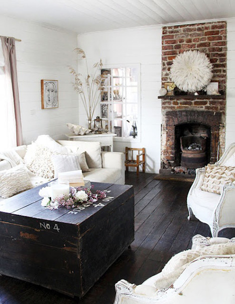 shabby chic living room 2
