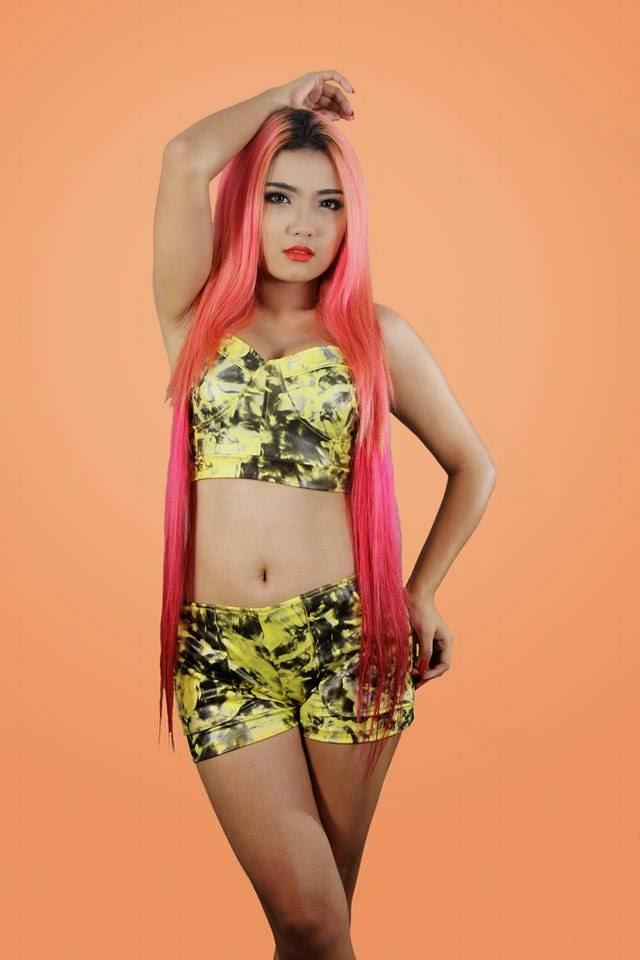 Myanmar Girl: Khin Me Me Ko - Myanmar Model Girl Hot Album