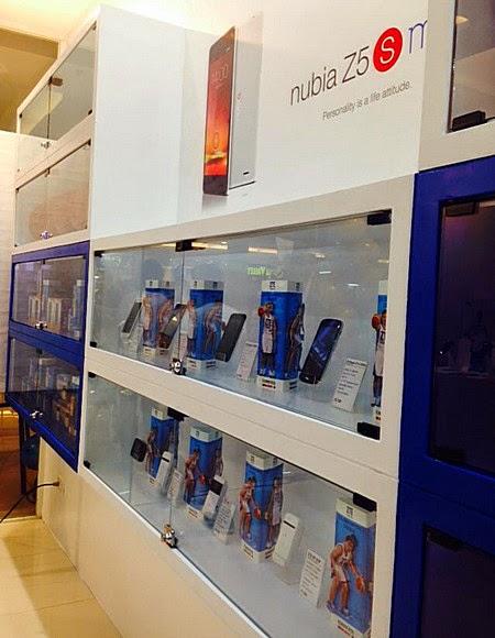 ZTE Philippines, ZTE Concept Store