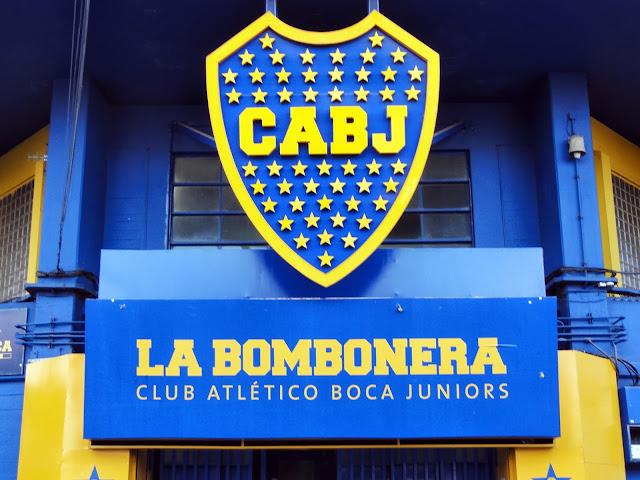 Caminito e Estádio La Bombonera