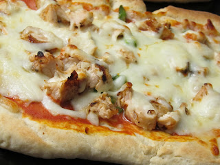 Jenn's Food Journey: Chicken Tikka Masala Pizza