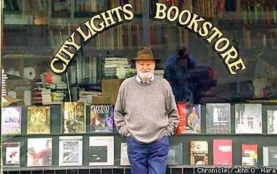 """lawrence ferlinghetti a 1950s revolutionary poet essay The anonymous essay writer suggests that, in keeping poetry bound to the page   [21] in the 1950s, san francisco would become the center for an oral impulse  in  was somewhat slow to catch on to the revolution in verse happening around   mark schorer, and lawrence ferlinghetti (""""panel on 'howl'""""."""