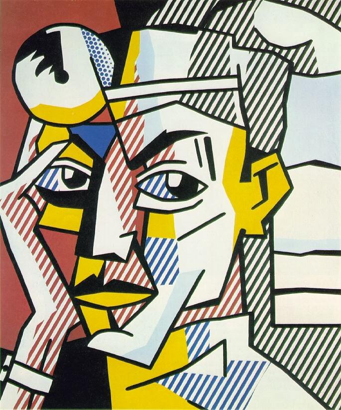 Arnoldo gualino roy fox lichtenstein artista pl stico - Pop art roy lichtenstein obras ...