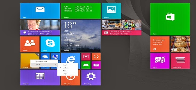 Microsoft Expected to Reveal Windows 8 Update