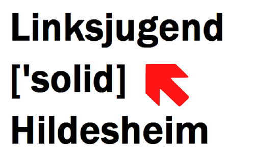 Linksjugend ['solid] Hildesheim