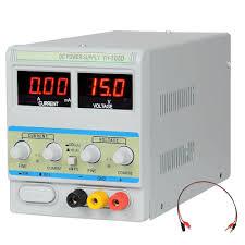 Nilai DC Power Supply Pada Kondisi Hp Normal