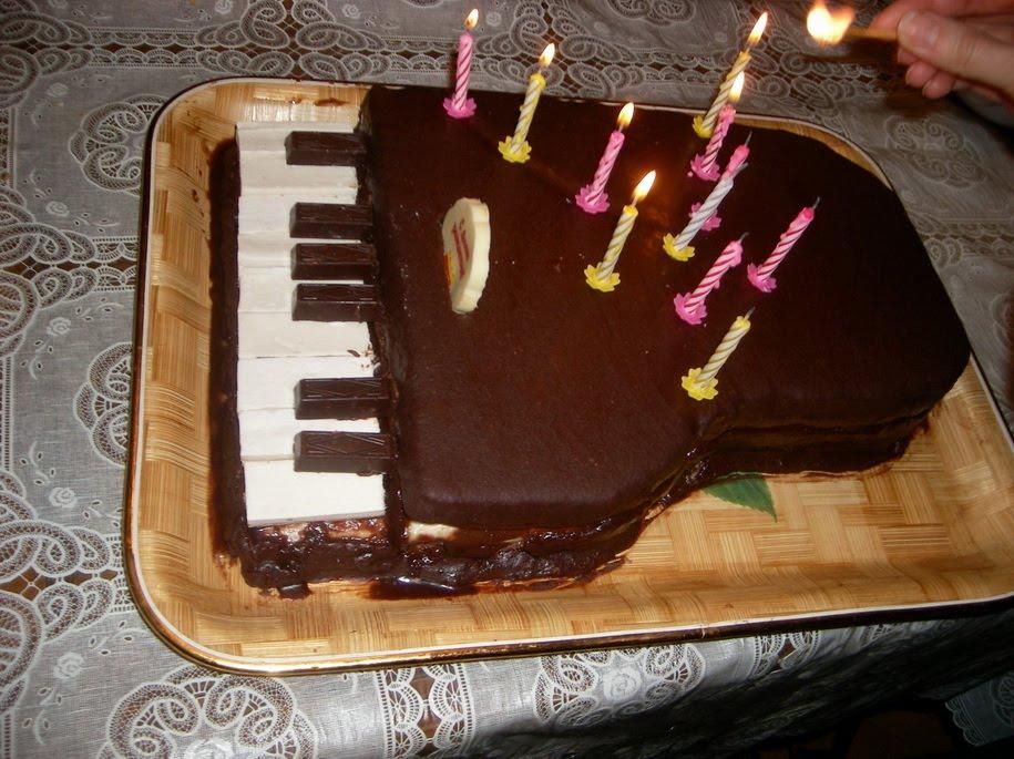 Торт рояль фото