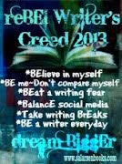 Writers Creed 2013