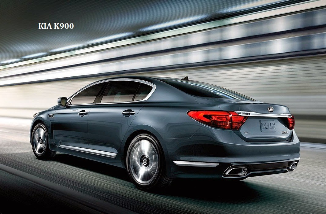 2015 Kia K900 Luxury Sedan Car Reviews New Car
