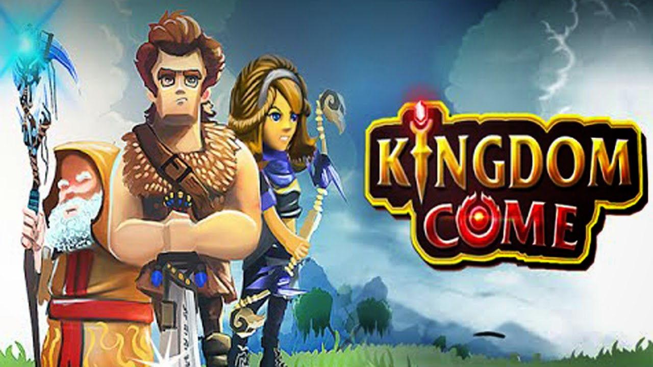 Kingdom Come - Puzzle Quest Gameplay IOS / Android