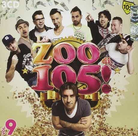 Lo Zoo Di 105 volume 9 compilation