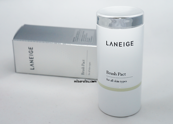 laneige pore blur powder
