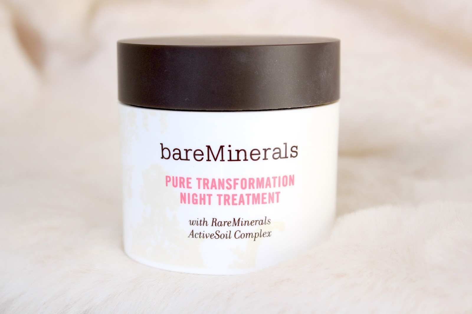 Bare Minerals Pure Transformation Night Treatment Review