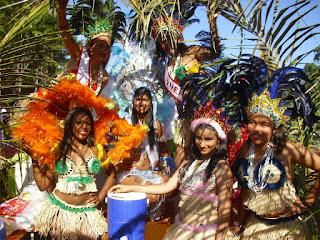 Carnavales Venezuela - Calipso del Callao