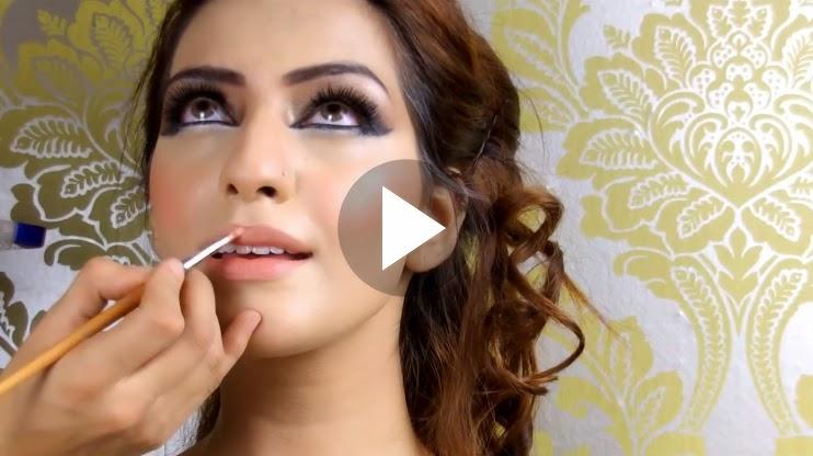 Wedding Makeup Tutorial Asian : Asian Bridal Makeup Tutorial Complete By Shabana M Makeup ...