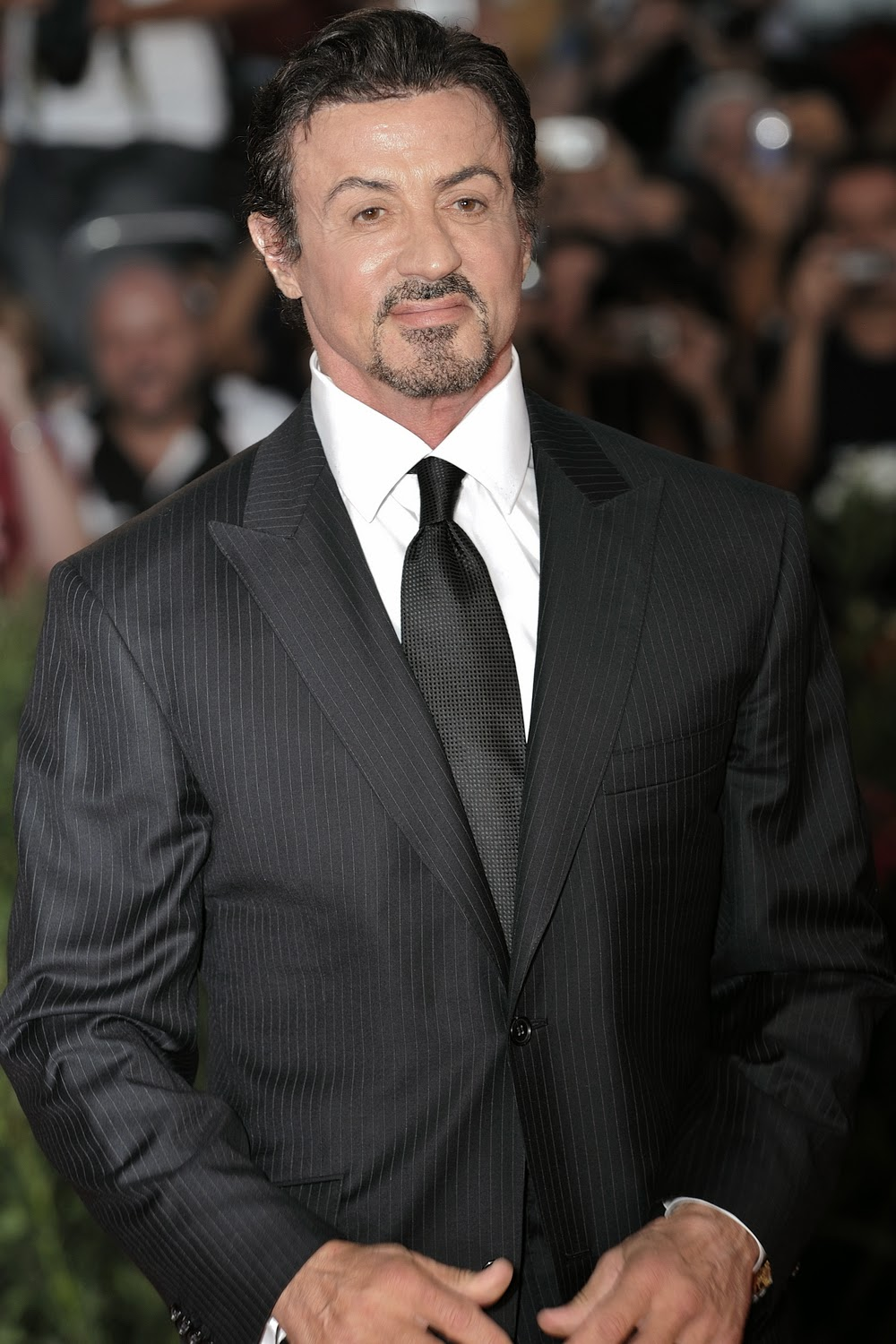 Sylvester Stallone is an American Actor, Screenwriter, Film Director