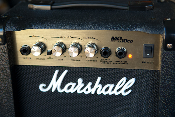 Heygreenie Marshall Mg Series Cd10 Guitar Amp Es Sold
