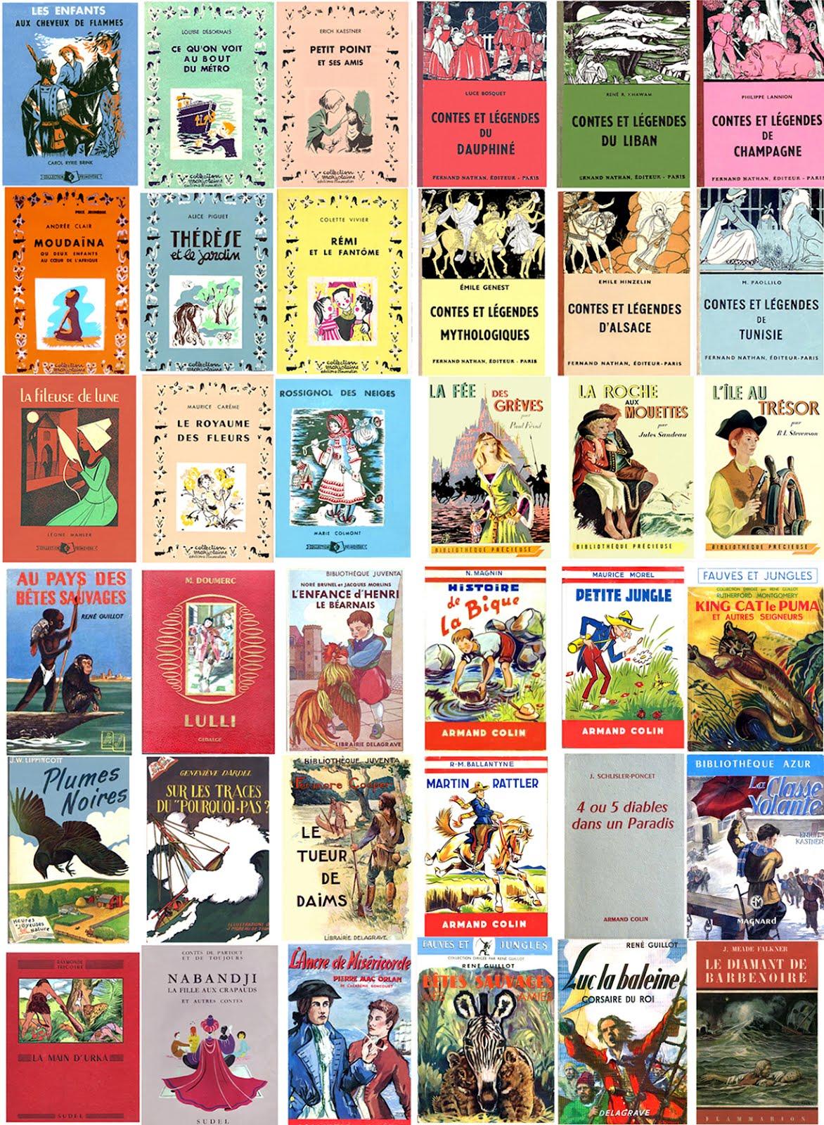 Eclectisme 1952 des fictions r parties dans des for Les multiples de 6