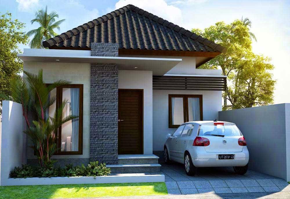 rumah kecil minimalis modern & Desain Rumah Minimalis Modern