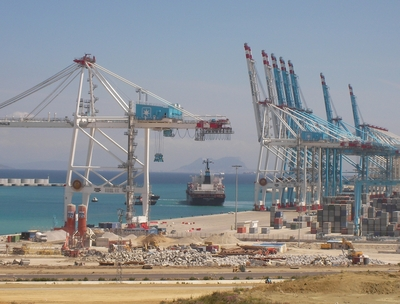 Tanger Med – i containers aumentano del 36%