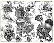 tattoo flash gratis