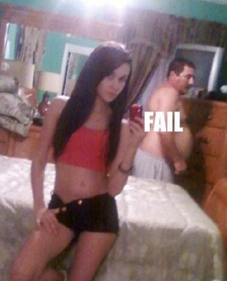 Hot Lesbian: Girl Picture Epic Fail