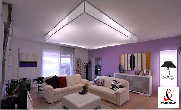 vật liệu thiết kế trần nhà 8