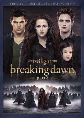 Filme Poster A Saga Crepúsculo: Amanhecer – Parte 2 DVDRip XviD & RMVB Legendado