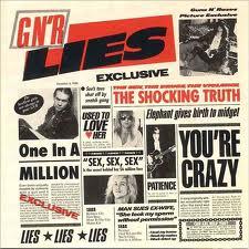 Guns N' Roses-G N' R Lies (EP) (1988)